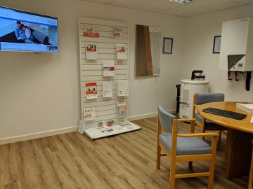 Heidi Air Conditioning Showroom Internal